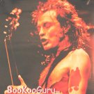 "AC- DC - Poster  "" Live At Donington ""   NEW  -  Angus Young - Bon Scott - BooKooGuru!"