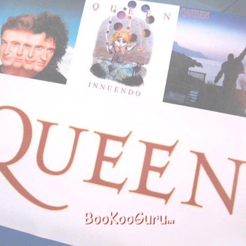 Queen - Poster  - Album Covers - NEW  -  Discography - Brian May - BooKooGuru!