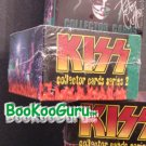 KISS Collector Cards - Series Two - Peter Criss - Sealed Box !