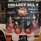 KISS Super Big Gulp Cardboard sign 7 11 Dr Pepper 7 Eleven Promotional Display !