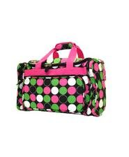 Multi Dot Duffle Bag