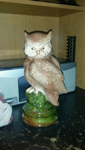 Byron Molds B4 1970's Owl Statue
