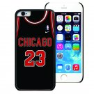 Bulls 23 Jordan Jersey Back iPhone  6S 6 Plus Cover
