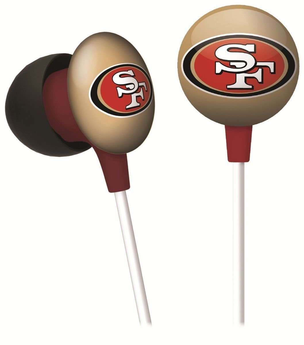NFL Football IHIP Ear Buds - Pick Your Team