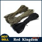 50ft New Paracord 550 Paracord Parachute Cord Lanyard Rope Mil Spec Type III 7 Strand Clim