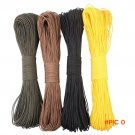 15 Meters Dia. 2mm one stand Cores Paracord for  Cord Lanyard Camping outdoor Climbing Cam