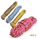 New 10 m Lifeline Climbing Rope Four colors Available Escape Rope Climbing Camping surviva