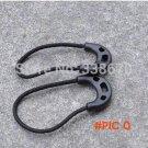 5PCS EDC camping equipment Anti-theft Zipper Tail Rope Clothing&bags Longer Zipper Rop
