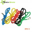 RockBros New High Strength Bike Cycling Rubber Cord Lanyard Band/Banding Luggage Rope Clim