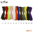 New Arrival 30.5M / 100FT Paracord 7 Strand Parachute Cord Lanyard Rope Outdoor Camping Em