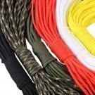 10M 33FT Nylon Luminous Reflective Parachute Cord String Paracord String 33FT Camping Hiki