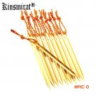 10Pcs/lot Tent Peg 18cm Stake with Rope Camping Equipment Outdoor Traveling Kits Tent Buil