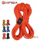 XINDA Escalada 10M Camping Rock Climbing Rope 10mm diameter 24KN High Strength Lanyard Saf