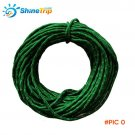50FT nightlight outdoor wind rope 2.5 mm top quality awning tent camping wind rope tent ac