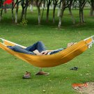 Single Person Portable Parachute Nylon Fabric Hammock Ultralight Outdoor Camping Equipment