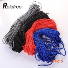 Dynamic Climbing Jump Rope Outdoor Paracord Rescue Paratrooper Escape Traction Tied Clothe