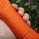 Reflective rope 7 core rope Camping outdoor equipment Survival escape parachute 30meters d