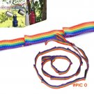 2pcs/lot Colorful Tent Hang Lanyard Tent Rope Cord for Outdoor Camping Hiking Accessories BC1056