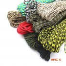 550 Paracord 108 colors Paracord Parachute Cord Lanyard Rope Mil Spec Type III 7Strand 100