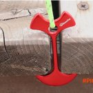 4pcs Floor Nail Carpas Fiestas Wedding Tent Peg Path Deck Camp Wind Rope Anchor Chains Lin