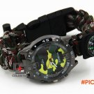 Free Camo Outdoor Multicam Travel camping Kit Watch With survival Flint Fire starter parac