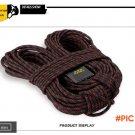 High Strength Rope Survival Tool Portable Multifunctional 10m Paracord Rock 8mm Diameter C