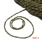 7 Strand Core Parachute Cord Paracord Survival Rope For Camping Hiking Fishing BC1938