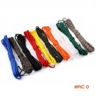 4.5m Outdoor Multifunctional 7 Core Umbrella Rope Parachute Cord Lanyard Rope Mil Spec Typ