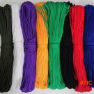 10m Diameter 6mm Paracord Parachute Cord Lanyard Rope For Outdoor Camping Equipment &