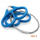 Steel Wire Saw Rope Saw Chain Saw Outdoor Camping Hiking Hunting Travel Survival Emergency