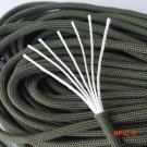 16 colors 100 feet/ 31 meter Paracord 550 IB Rope Cuerda Escalada Mil Spec Type 7 Strand O