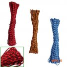 1PC Parachute Cord Lanyard Mil Spec Type New 100 Feet Of High Quality Camping Parachute La