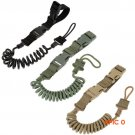 Outdoor Camping Hiking Belt Military Tactical Safety Belt Pistol Hand Gun Sling Paintball