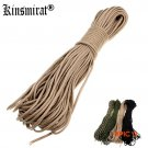 Portable Paracord Ropes 30m Camping Hiking Parachute Cord Lanyard Rope 550 Mil Spec Type I