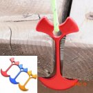 1PC Outdoor Tent Floor Nail Outdoor Fiestas Party Tent Peg Path Camp Wind Rope Anchor Chai