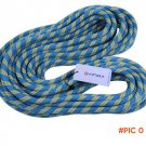Outdoor 9.8mm Paracord Parachute Cord Brand New Rappelling Rope Climbing Safety Rope Lanya