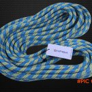 Outdoor 11mm Rappelling Paracord Parachute Cord  Climbing Safety Rope Lanyard Climbing Cam