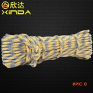 Outdoor 8mm Parachute Cord Paracord Rappelling Rope Climbing Safety Rope Lanyard Climbing