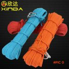 New 6mm Paracord Parachute Cord Outdoor Rappelling Rope Climbing Safety Rope Lanyard Climb