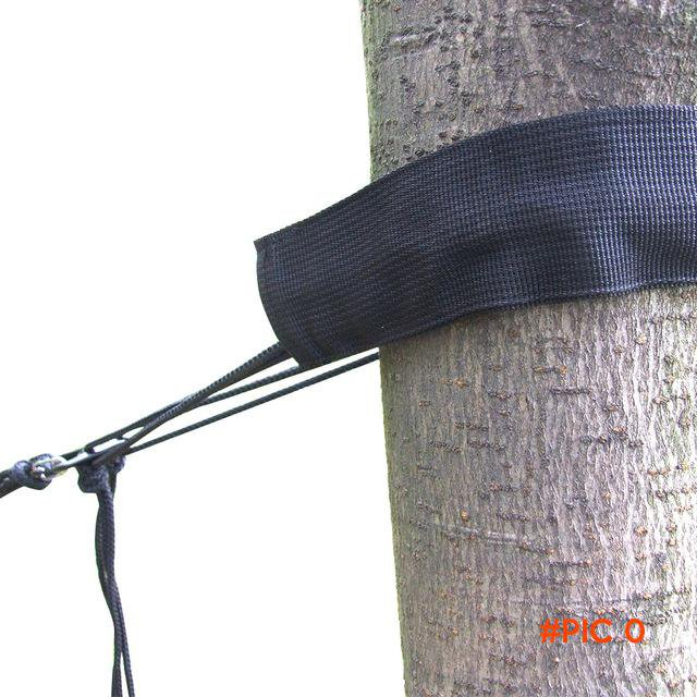 LIXADA 2.5m/3m/3.5m Strong Strap Belt Hammock Tree Straps Hanging Straps Rope Outdoor Camp