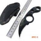 Stainless Steel karambit Claw Knife with Sheath Mini Pocket Knife Ferramentas Faca Surviva