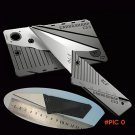 Third-Generation Credit Card  Folding Knife Outdoor Camping Knife Tool Free Shipping BC177