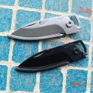 Folding Knife Handle Knives Survival Pocket tool  Outdoor Camping Travel EDC Multi Functio