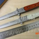 High Quality  folding knife  hunting knife camping tools Free Shipping with two colour opt