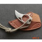 Survival karambit Knife Outdoor camping travel Tactical Claw hobby counter strike EDC self