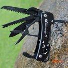 Ferramentas Outdoor multifunctional Knife folding army knife never fade survival knife mul