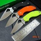 Newest Byrd Tern Folder BY23GP folding  G10 handle Knife  8Cr13Mov steel blade knife campi