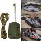 New Full EDC Survival Tool Serrated Edge Fishing Harpoon Flake Outdoo BC824
