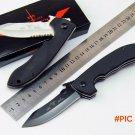Grady Fung Version Copy Emerson 1954 knife CQC-8 Tactical Folding Knife 8cr15mov G10 Handl