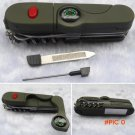 New Swiss Multifunction Folding Knife Stainless Steel Portable Army Knives Hunting Outdoor